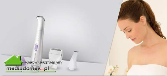 REMINGTON Smooth & Silky WPG4030 bezprzewodowy zestaw do higieny osobistej