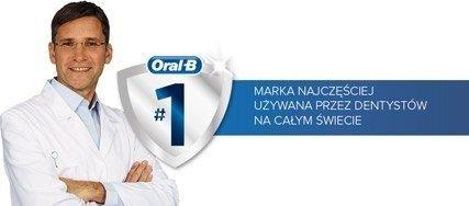 8 Końcówek ORAL-B 3D WHITE EB18P 100% ORYGINAŁ