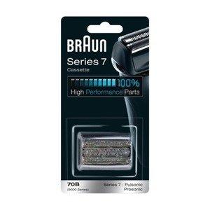 Braun 70B tak jak 70S Kaseta Folia + Nóż do Series 7 Braun WROCLAW