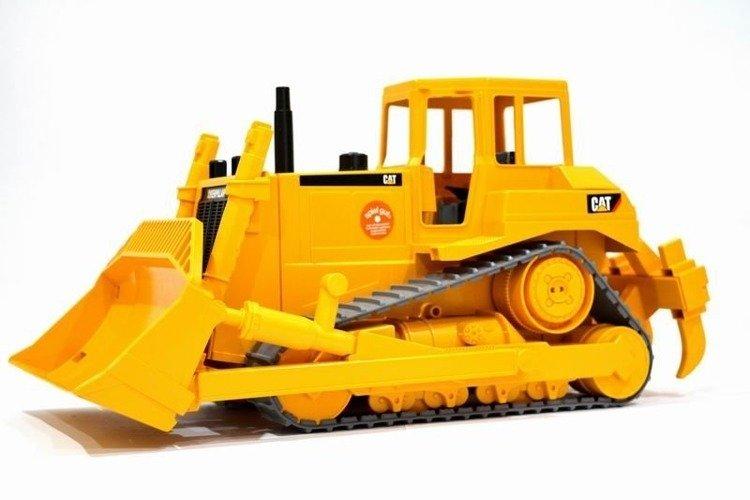 Bruder 02422 Spychacz Buldożer Cat Gąsienice
