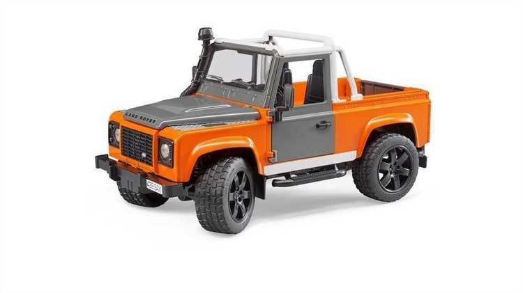 Bruder 02591 Land Rover Defender zabawka Auto