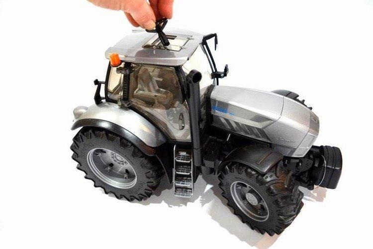 Bruder 03084 Traktor Lamborghini ciągnik wys.24H
