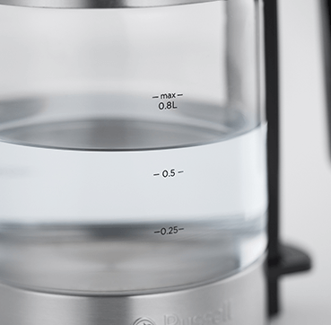 Czajnik 24191-70 Russell Hobbs Kompaktowy Glass