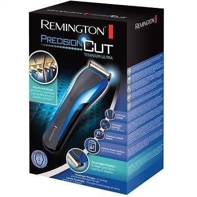 REMINGTON  HC5900 Maszynka do włosów PrecisionCut Titanium Ultra