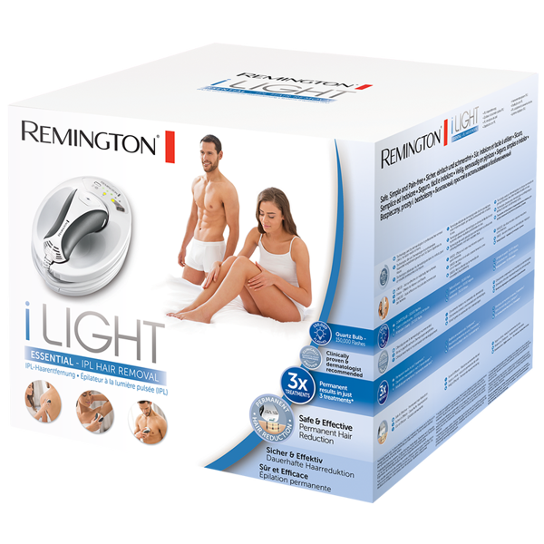 REMINGTON IPL6250 i-LIGHT DEPILA LASEROWY
