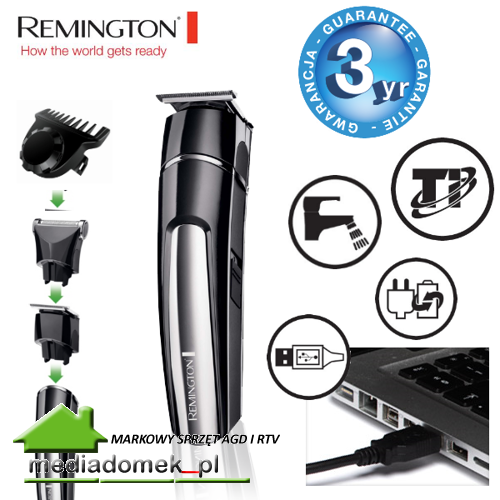 REMINGTON  MB4110 Stubble Kit Trymer do brody WROCLAW