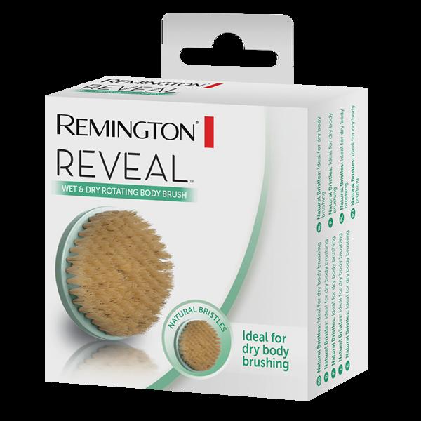 REMINGTON SP-BB2 wymienny wkład do szczotki do ciała Remington BB1000  REVEAL