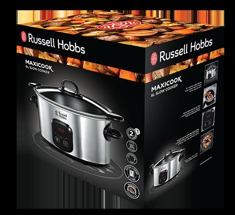RUSSELL HOBBS 22750-56 WOLNOWAR MAXICOOK 6L