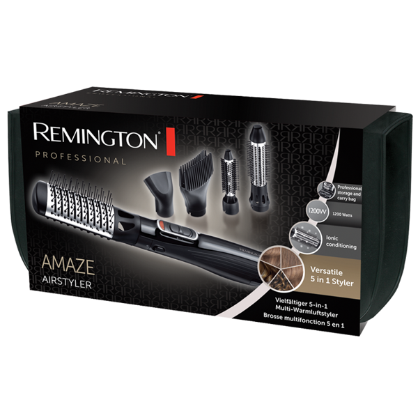 Remington AS1220 Lokówko-suszarka  5w1 jonizacja