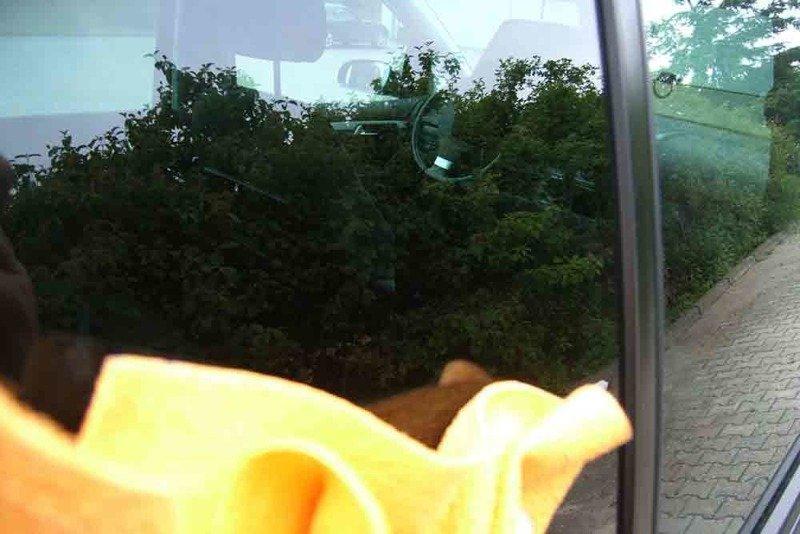 Tornador Crystal Clear ścierka do czyszczenia szyb 50x40cm