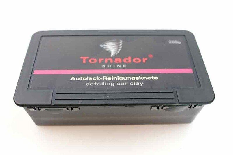 Tornador Shine RED glinka czyszcząca pielęgnująca