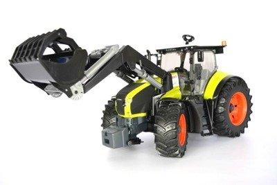 Bruder 03013 traktor Claas Axion 950 ładowacz